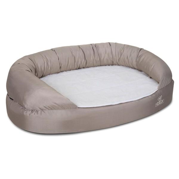 knuffelwuff orthop disches hundebett jessy xxxl 135x85cm. Black Bedroom Furniture Sets. Home Design Ideas