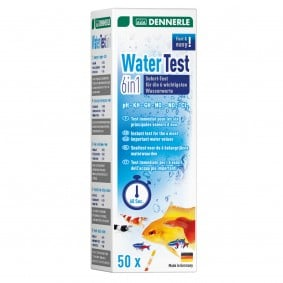 Dennerle Wassertest WaterTest 6in1