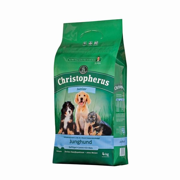 Christopherus für den Junghund