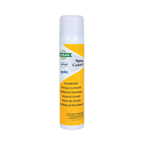 PetSafe Antibell Nachfüllspray - Zitrone