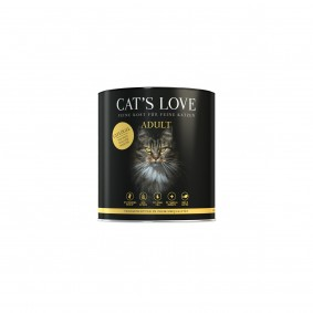 Cat's Love Adult drůbež, 400 g