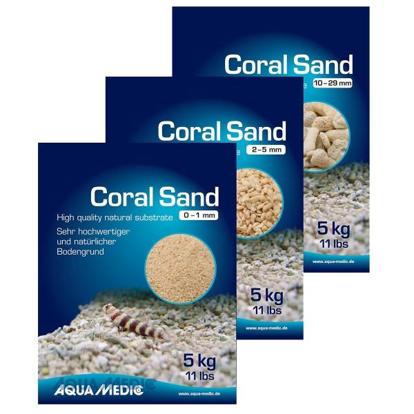 Aqua Medic Coral Sand 10 - 29 mm Körnung - 10kg
