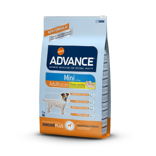 Advance Hundefutter Adult Mini