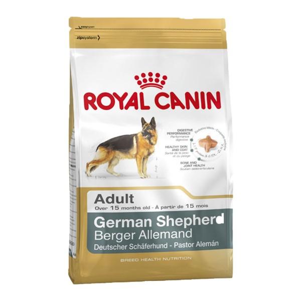 Royal Canin German Shepherd Adult - 3kg