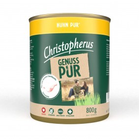 Christopherus Pur – Huhn