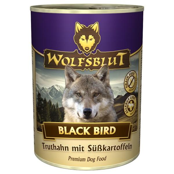 Wolfsblut Black Bird Adult Truthahn und Süßkart...