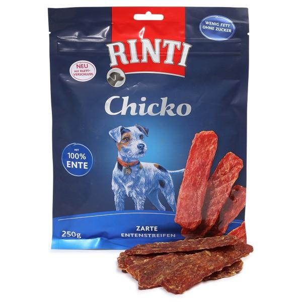 Rinti Hundesnack Extra Chicko Ente 100% Fleisch