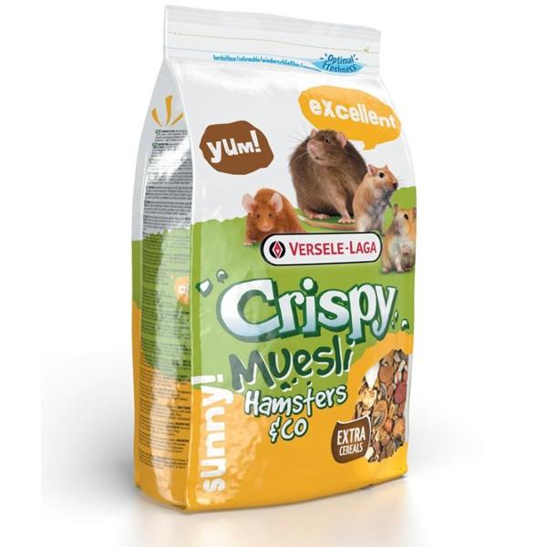 Versele Laga Crispy Muesli - Hamsters & Co 2,75kg