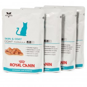 Royal Canin Vet Care Nassfutter Skin  &  Coat