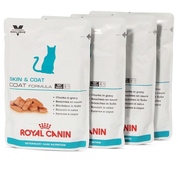 Royal Canin Vet Care Nassfutter Skin & Coat