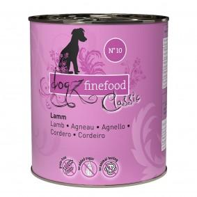 dogz finefood No. 10 Lamm