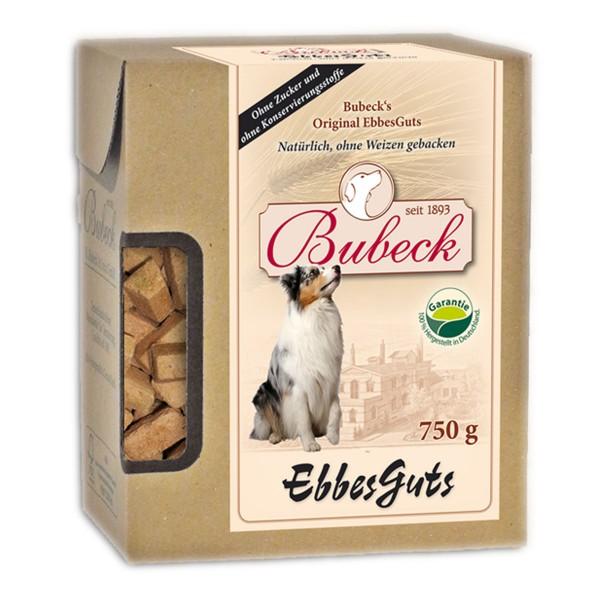 Bubeck Hundesnack Ebbesguts 750g