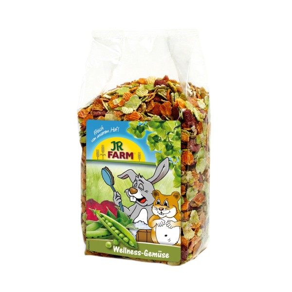 JR Farm Wellness Gemüse 600g