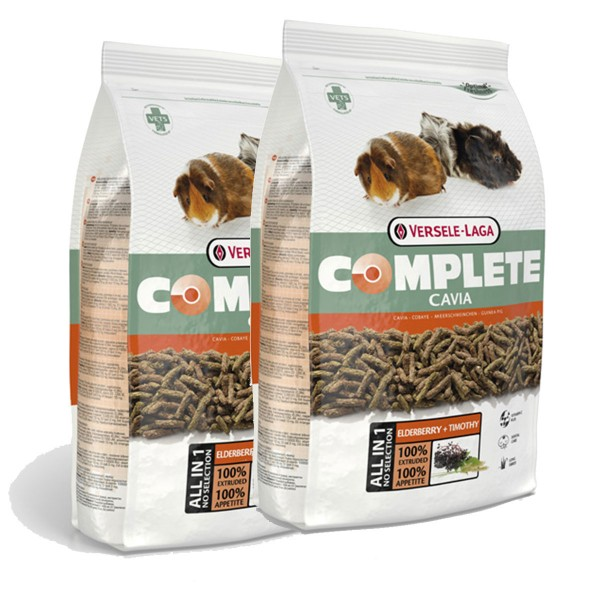 Versele Laga Nagerfutter Cavia Complete 2x8kg
