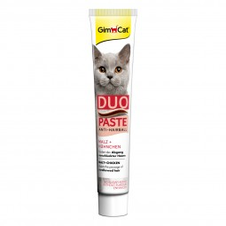 GimCat Anti-Hairball-Duo-Paste Hühnchen + Malz