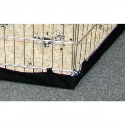 Kerbl Nylonboden für Freigehege, 6 Gitter