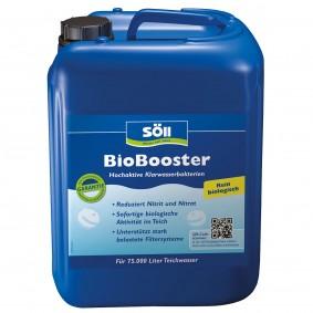 Söll BioBooster jezírko