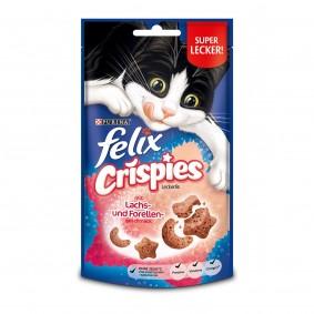Felix Crispies mit Lachs- und Forellengeschmack