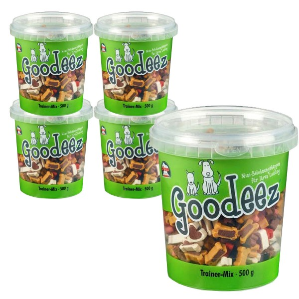 Goodeez Hundesnack Trainer Mix 2,5kg