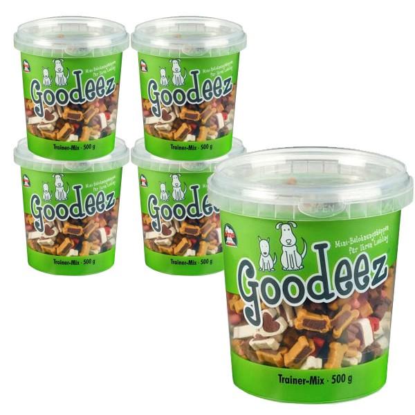 Goodeez Hundesnack Trainer Mix 2,5kg