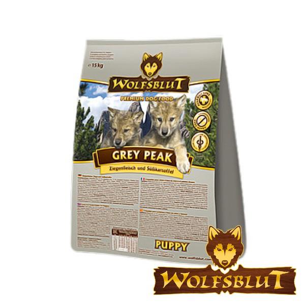 wolfsblut grey peak puppy welpenfutter 2kg attraktive. Black Bedroom Furniture Sets. Home Design Ideas