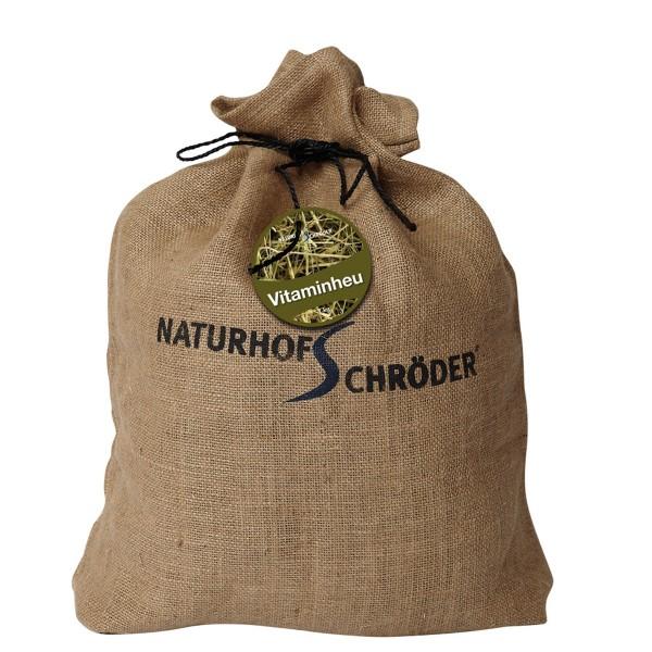 Naturhof Schröder Vitaminheu im Jutebeutel