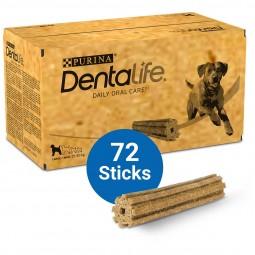 PURINA DENTALIFE Tägliche Zahnpflege-Snacks für große Hunde