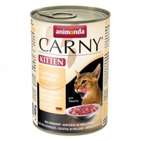 Animonda Katzenfutter Carny Kitten Geflügel Cocktail