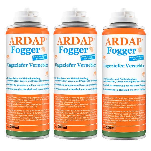 Ardap Fogger 200ml für 60 m²