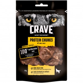 CRAVE Protein Chunks mit Huhn