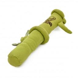 Earthy Pawz Holz Hundespielzeug Beißstange 33×20cm
