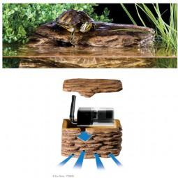 Exo Terra Turtle Cliff Filter Felsen