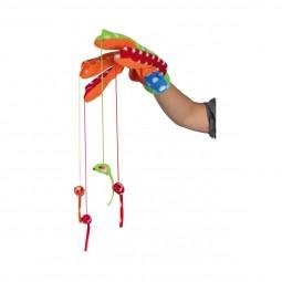 Trixie Handschuh mit 4 Hängemäusen