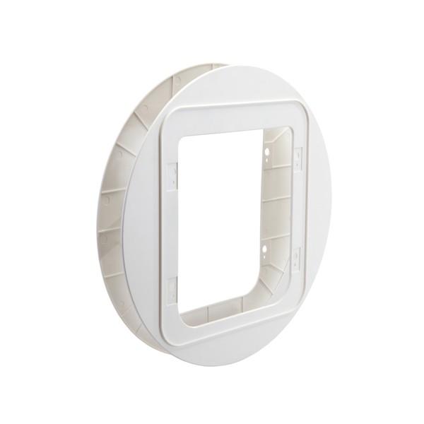 SureFlap - Montageadapter für Haustierklappe - braun