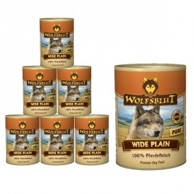 Wolfsblut Wide Plain Pure Hundefutter