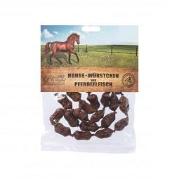 O´Canis Premium Hunde-Würstchen 100% Pferdefleisch