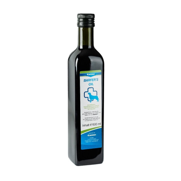 Canina Pharma Barfer's Oil 500ml