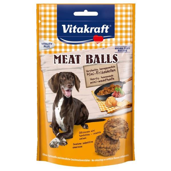 Vitakraft Hundensnack Meat Balls 80g