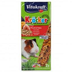 Vitakraft Meerschweinchen Kräcker mit Frucht & Flakes