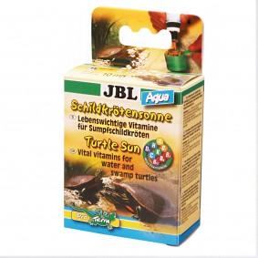 JBL Schildkrötensonne Aqua Vitamines pour tortues 10 ml