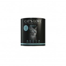 Cat's Love Trockenfutter Adult Lachs 400g