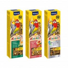 Vitakraft Kräcker Mixpaket Großsittich