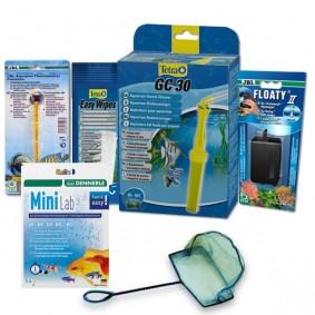 Zubehör-Starter-Set für Aquarien bis ca. 60 Liter
