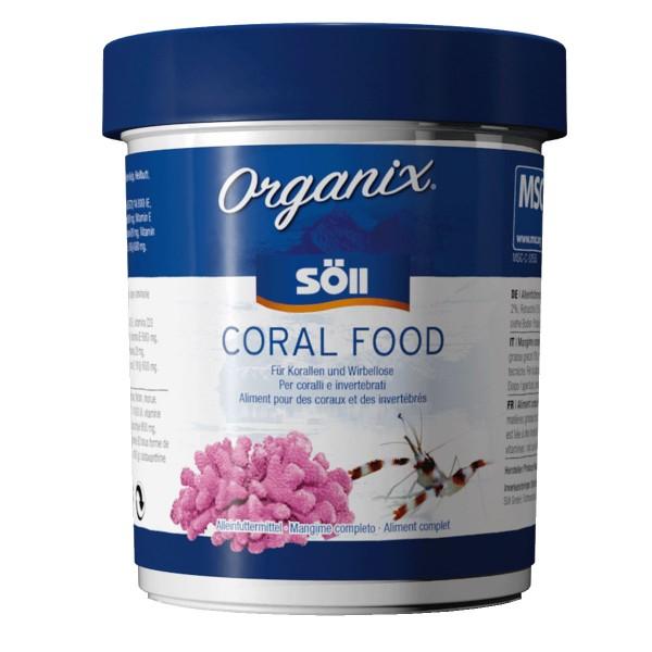 Söll Organix Coral Food 130ml