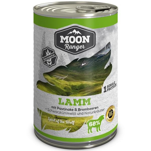 Moon Ranger Lamm mit Pastinake & Brombeeren - 400g