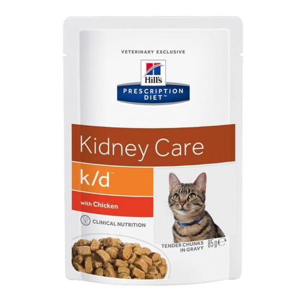 Hill´s Prescription Diet k/d Kidney Care Katzen...