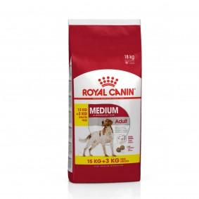 Royal Canin Medium Adult 15+3kg