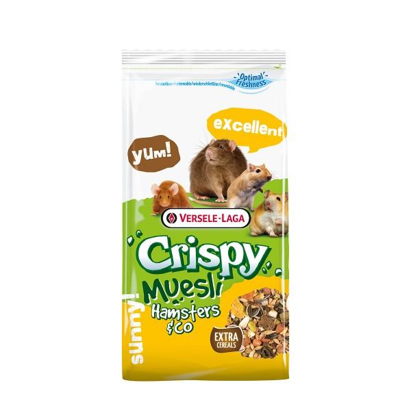 Versele Laga Crispy Muesli - Hamsters & Co