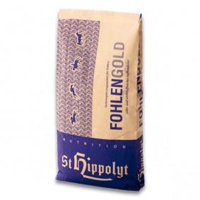 St. Hippolyt Pferdefutter Fohlengold Classic 25 kg