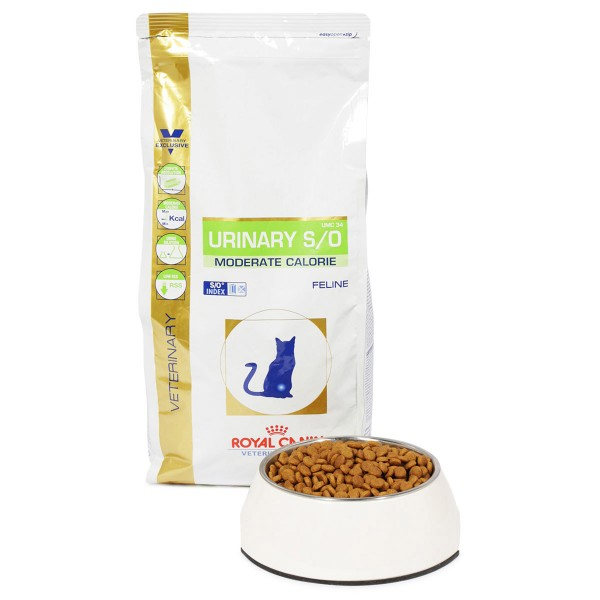 Royal Canin Vet Diet Urinary S/O Moderate Calorie UMC 34